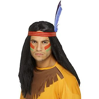Smiffys Native American Inspired Brave Wig (Costumes)