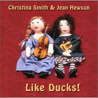 Smith/Hewson - ligesom ænder! [CD] USA import