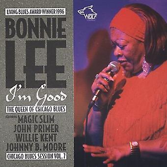 Bonnie Lee - jeg er god [CD] USA import