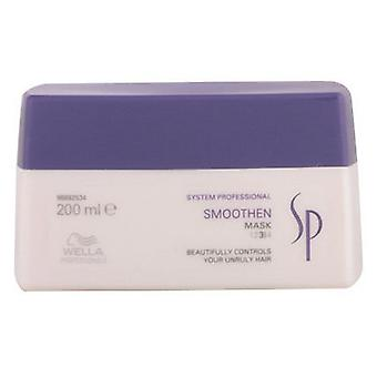 Wella Professionals Sp Smoothen Mask (Woman , Hair Care , Conditioners and masks)