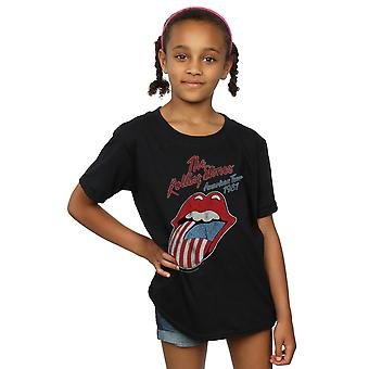 Rolling Stones Girls American Tour 81 T-Shirt