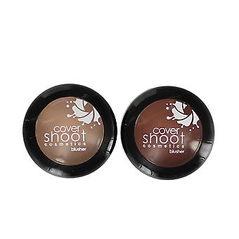 Covershoot blød Finish Blusher 3,4 g