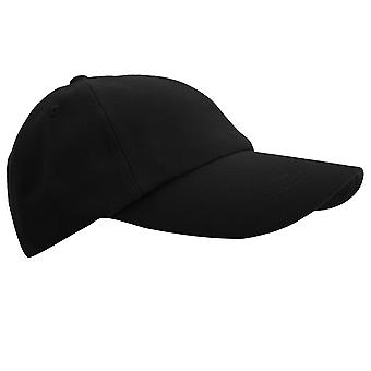 Result Unisex Low Profile Heavy Brushed Cotton Baseball Cap