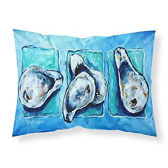 Oysters Oyster + Oyster = Oysters Moisture wicking Fabric standard pillowcase