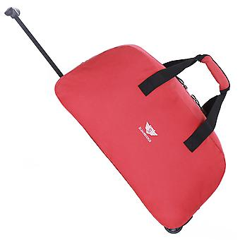 Slimbridge Castletown kabine godkendt hjul taske, rød