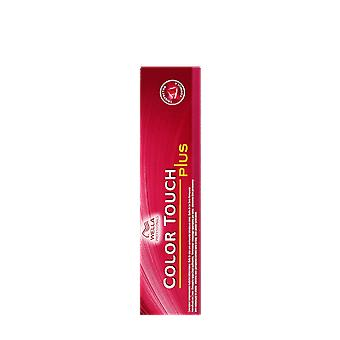 Wella Color Touch Plus lys brun intens naturlige kobber 55/04 60 ml