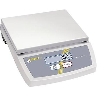 Table top scales Kern Weight range 6 kg Readability 2 g
