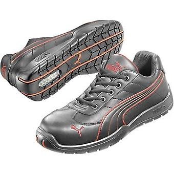 Safety shoes S3 Size: 47 Black, Red PUMA Safety DAYTONA LOW HRO SRC 642620 1 pair
