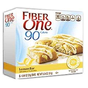Fiber One 90 Calorie Lemon Bars