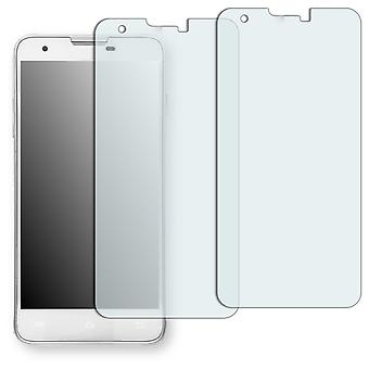 Swees X 554 screen protector - Golebo crystal clear protection film