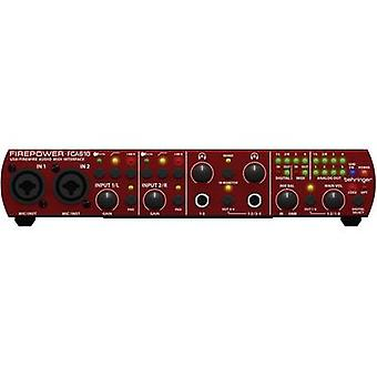 Audio interface Behringer FCA610 Monitor controlling
