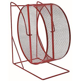 Trixie Metal Exercise Wheel with Closed Mesh Running Surface ø17 cm