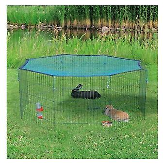 Trixie Exterior Enclosure With Red, 8Elementos, 60 × 57cm (Small pets , Cages and Parks)