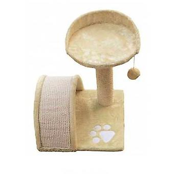 Nayeco Scraper for cat Savanna Mountain (bone) (Cats , Toys , Scratching Posts)