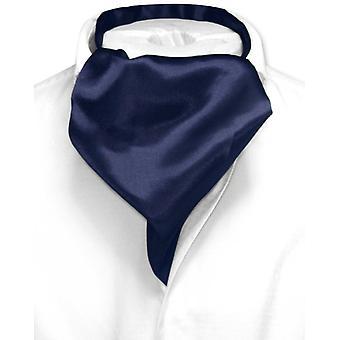 Biagio ASCOT solide Cravat mannen nek Tie