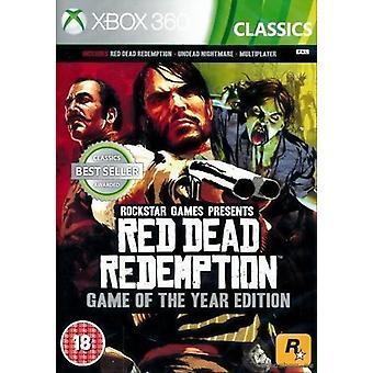 Red Dead Redemption Game of the Year (Classics) (Xbox 360)