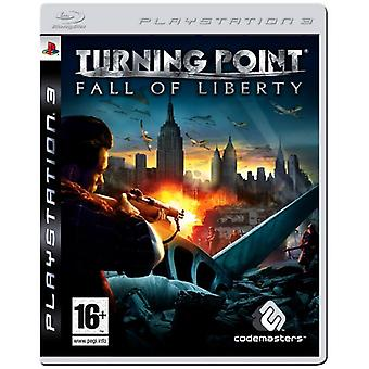 Turning Point nedgången av Liberty (PS3)