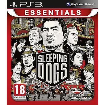 Sovende hunde PS3 spil