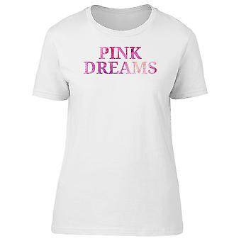 Pink Dreams Gradient  Tee Women's -Image by Shutterstock