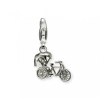 ESPRIT pendant of charms silver rickshaw ESZZ90432A000