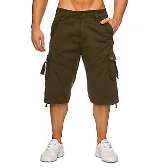 Män Last Capri shorts armén äventyr 2017 sommaren Bermuda shorts kort