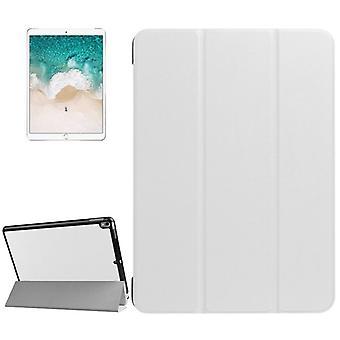 Premium Smartcover Weiß Tasche für Apple iPad Pro 10.5 2017