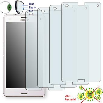 Sony Xperia Z3 compact display protector - Disagu ClearScreen protector