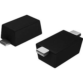 Nexperia Zener diode BZT52H-B5V1,115 Enclosure type (semiconductors) SOD 123F Zener voltage 4.7 V Power (max) P(TOT) 375