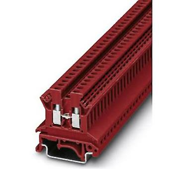 Phoenix Contact UK 2,5 N RD 0719074 Continuity Number of pins: 2 0.2 mm² 2.5 mm² Red 1 pc(s)
