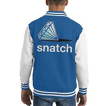 Snatch MinimalKid Varsity Jacket