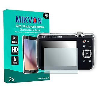Praktica Luxmedia 1405 slim Screen Protector - Mikvon Clear (Retail Package with accessories)