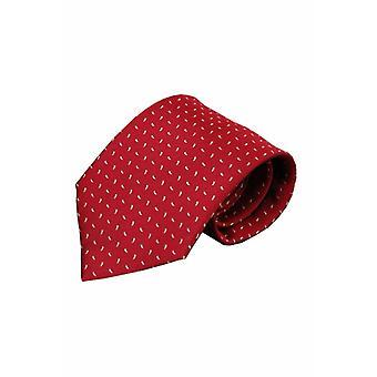 Red tie Ferro 01