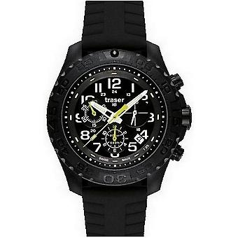 Traser H3 watch sport outdoor pioneer chronograph 107102