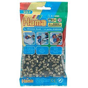 Hama Strijkkralen 1000 Stuks Brons