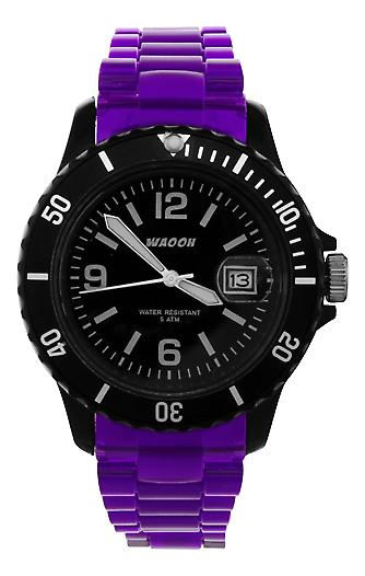 Waooh - Watch Bastia 38 Black