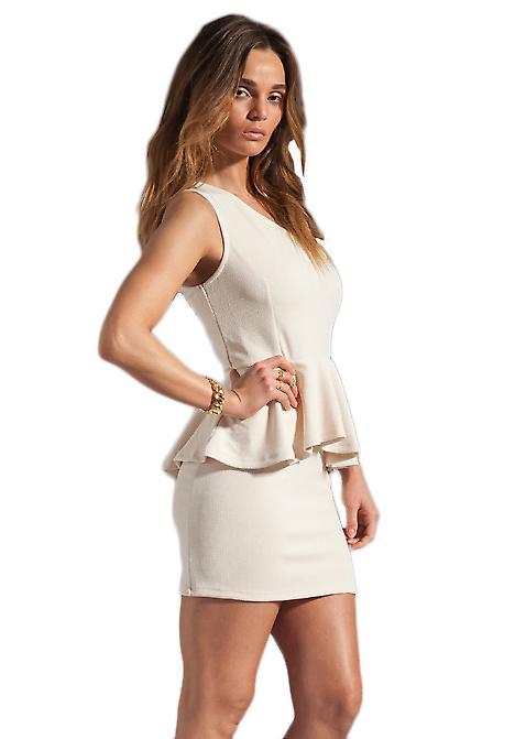 Waooh ode - Together shoulder short dress