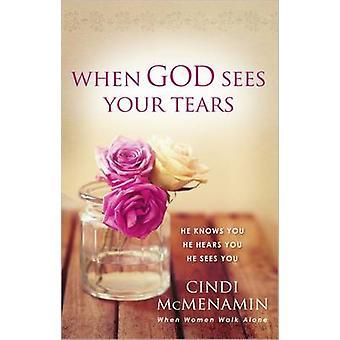 Wenn Gott deine Tränen sieht-er Sie kennt - er hört Sie - er sieht dich b
