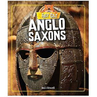 Anglo sakserne av Izzi Howell - 9780750299398 bok