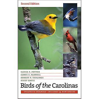 Birds of the Carolinas (Revised edition) by Eloise F. Potter - James