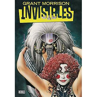 Invisibles - Book 1 by Grant Morrison - 9781401267957 Book