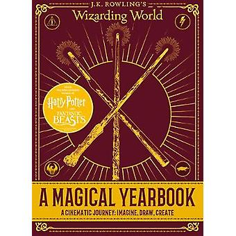 J.K. Rowling's Wizarding World - A Magical Yearbook by Scholastic - 97