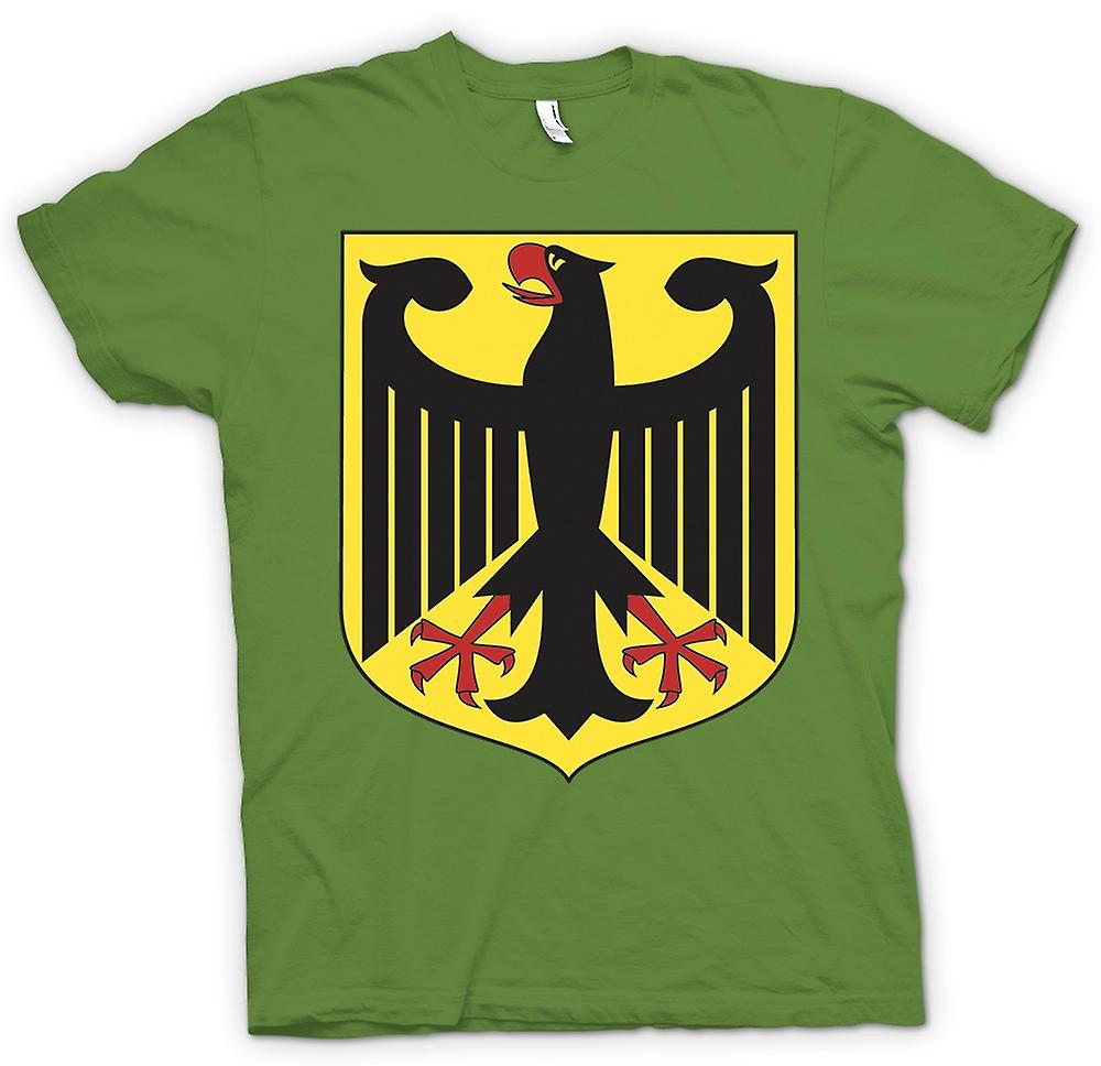 Mens T-shirt - deutsche Wappen - Bundesadler
