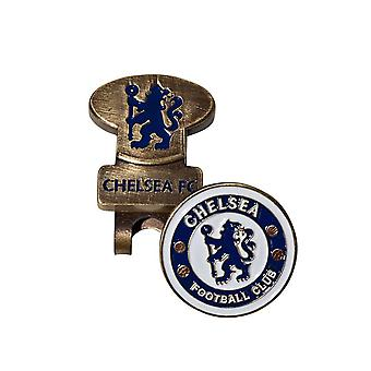 Chelsea FC Hat Clip And Marker
