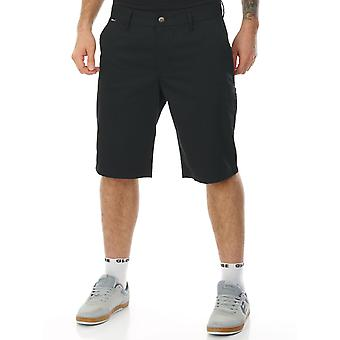 Fox negro a rayas de Essex - 22 pulgadas Walkshorts