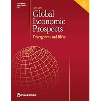 Global Economic Prospects - June 2016 - Divergences and Risks by World