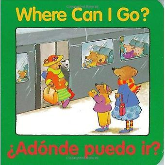 Onde posso ir? / aonde posso Ir?