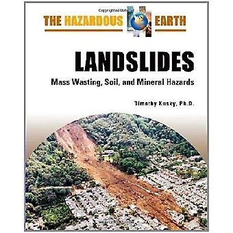Landslides: Mass Wasting, Soil, and Mineral Hazards (Hazardous Earth)