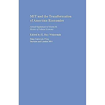 MIT and the Transformation of American Economics