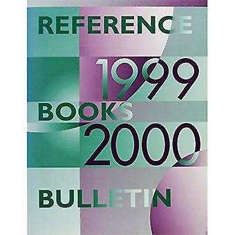 Reference Books Bulletin, 1999-2000