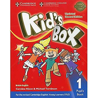Kid's Box Level 1 Pupil's Book British English (Paperback)